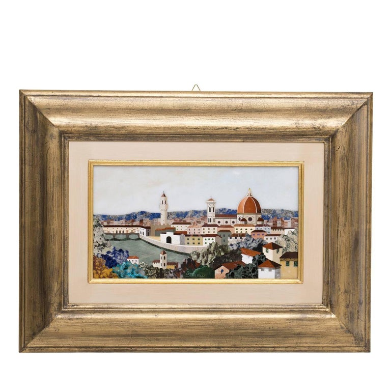 Firenze Mosaic Tableau For Sale At 1stdibs
