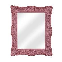 Francesce Pink Mirror