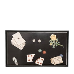 Gioco Marble Inlay Tableau