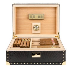 Cigars Exotic Humidor