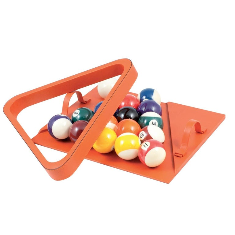 Billiard Case In New Condition For Sale In Milan, IT