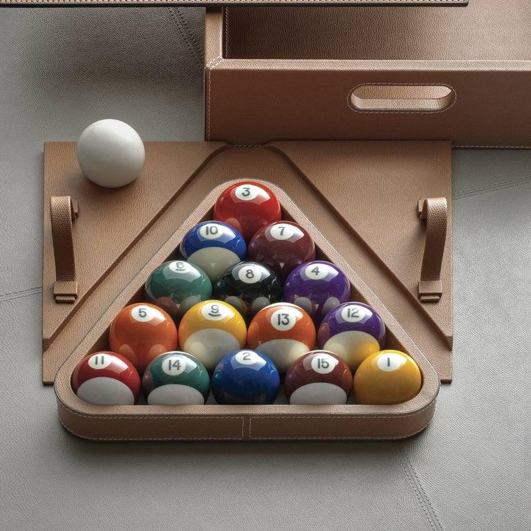 Contemporary Billiard Case For Sale