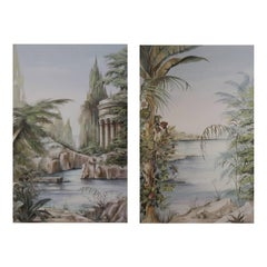 Exotic Landscape Wallpaper