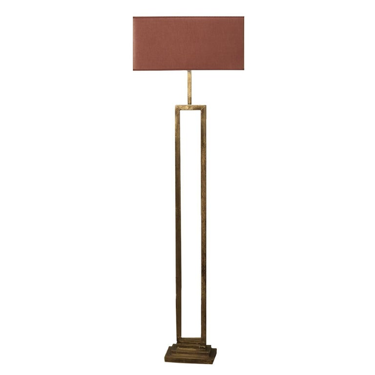 Diapason Brass Floor Lamp