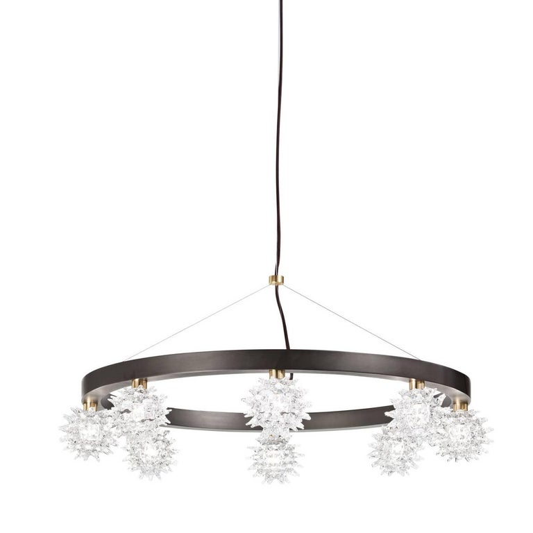 Sforzinda Chandelier With Eight Lights For Sale At 1stdibs