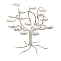 Presidential Medium Sweet Tree in Copper and Silver