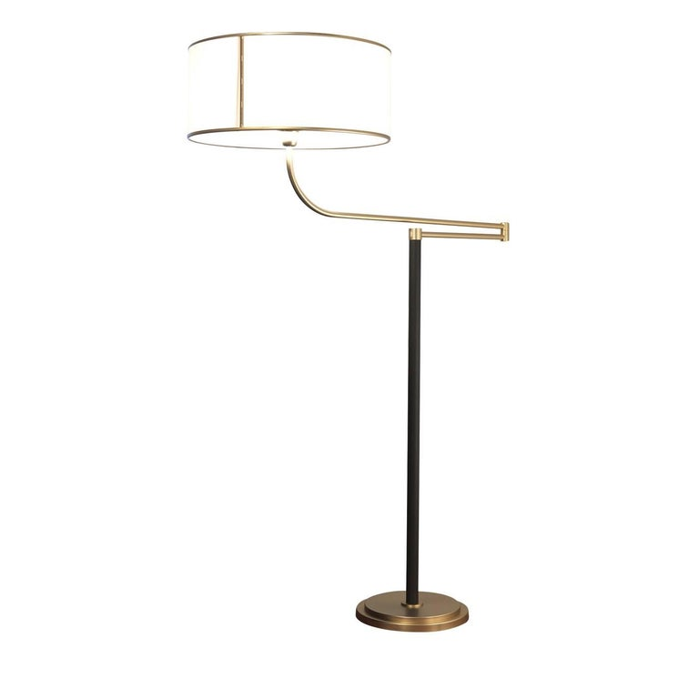 Moving Floor Lamp