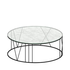 Roma Short Coffee Table