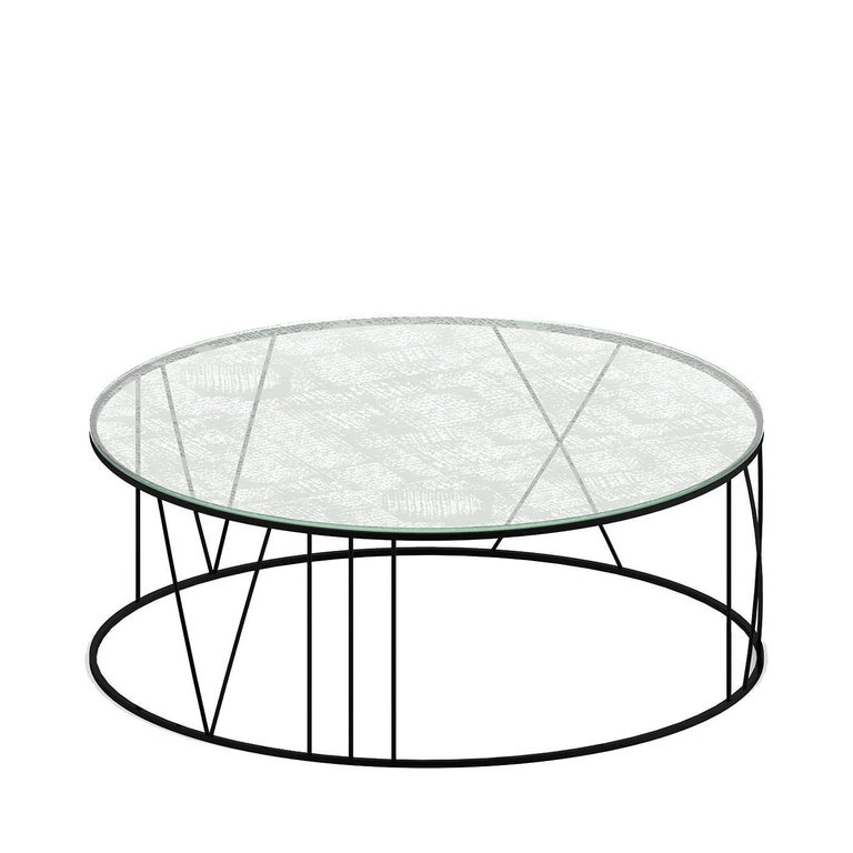 Roma Short Coffee Table For