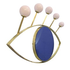Mirror Lamp Blue Eye