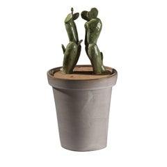Amore Mediterraneo 1 Vase with Lid