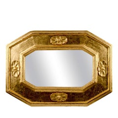 Priscilla Gold Mirror
