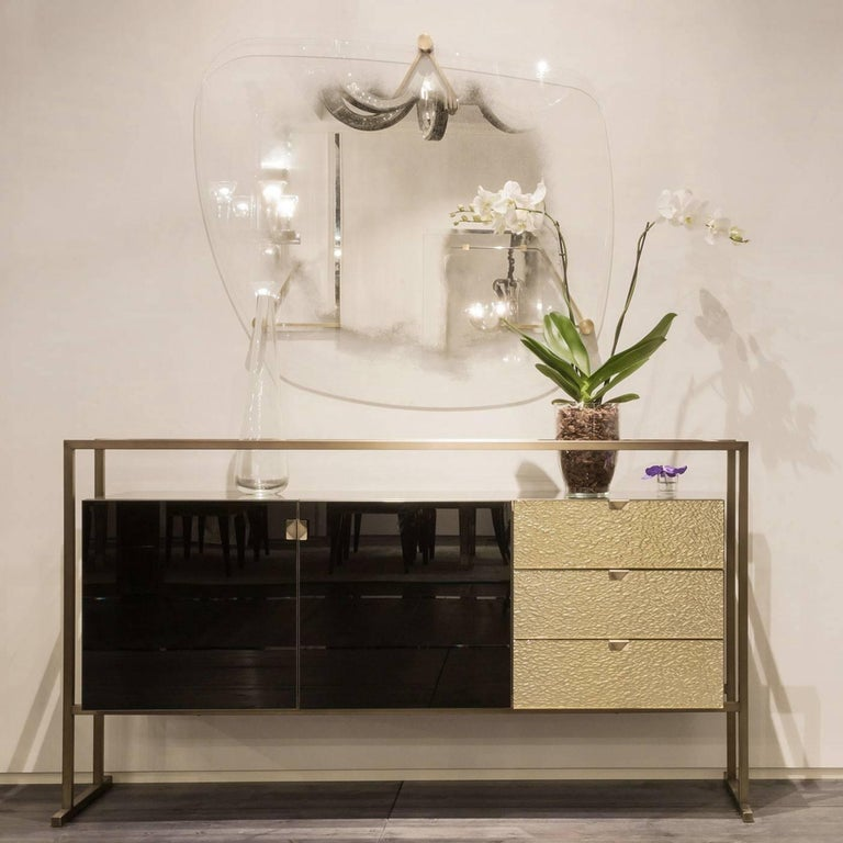 Transition Sideboard In New Condition For Sale In Milan, IT