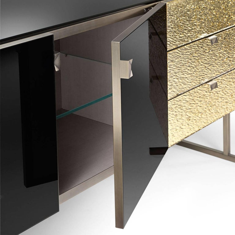 Contemporary Transition Sideboard For Sale