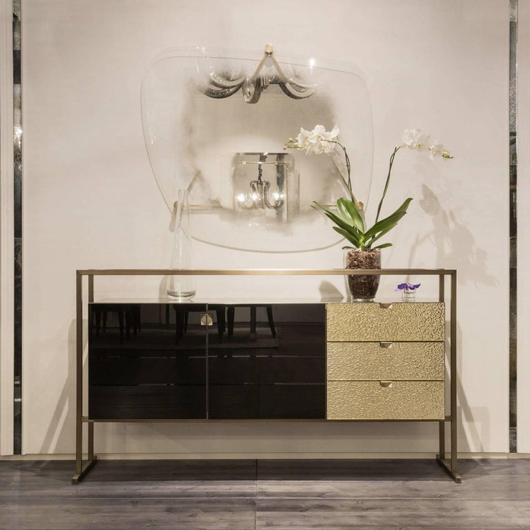 Italian Transition Sideboard For Sale