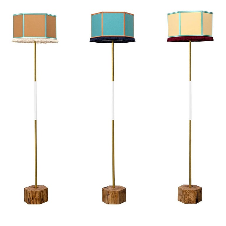 Easy Floor Lamp 2 In Excellent Condition For Sale In Milan, IT