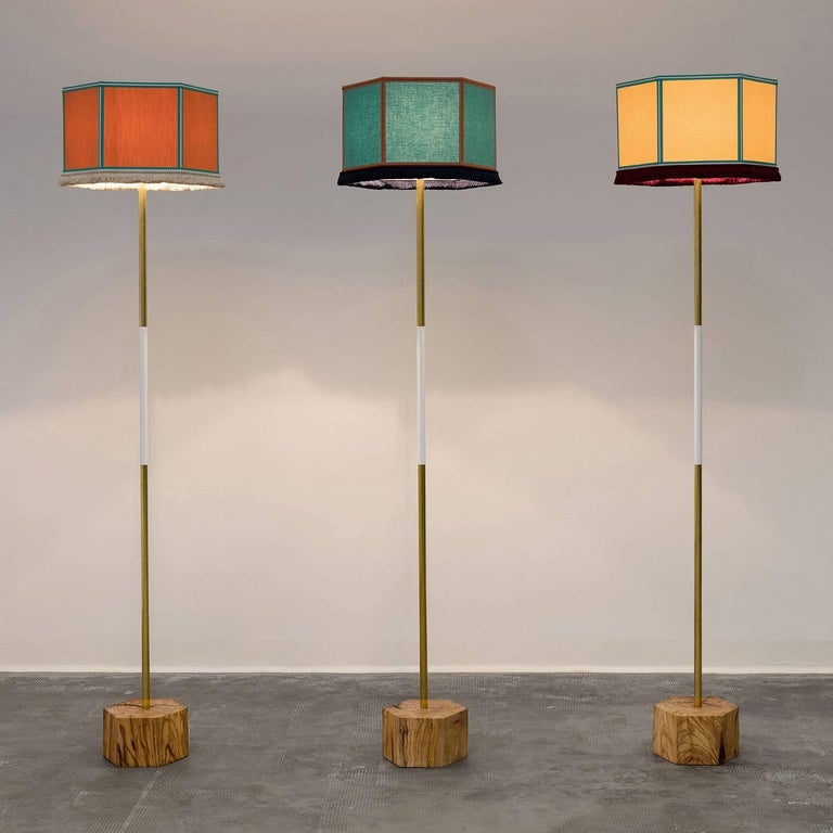 Contemporary Easy Floor Lamp 2 For Sale