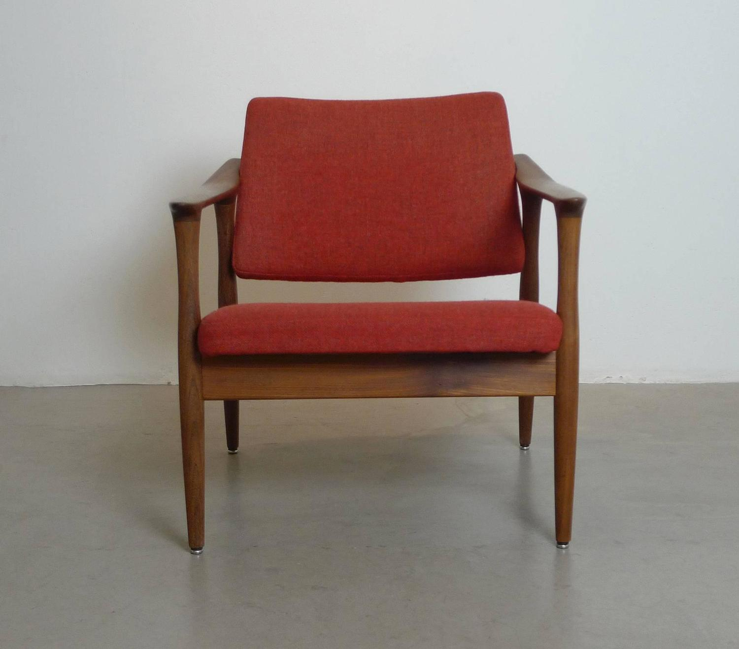 ... Chairs by Torbj?rn Afdal for Sandvik Mobler, Norway, 1950s at 1stdibs