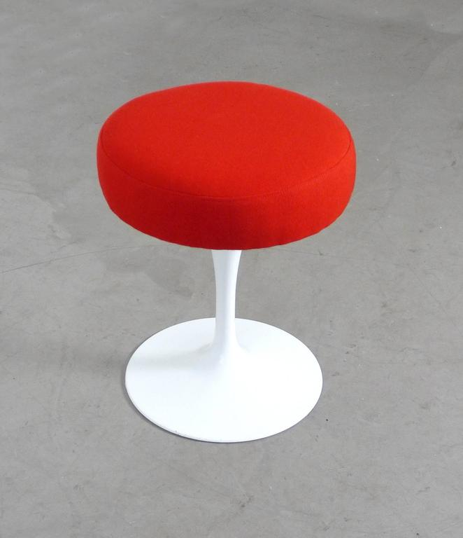 Eero Saarinen Tulip Stool For Knoll International Usa