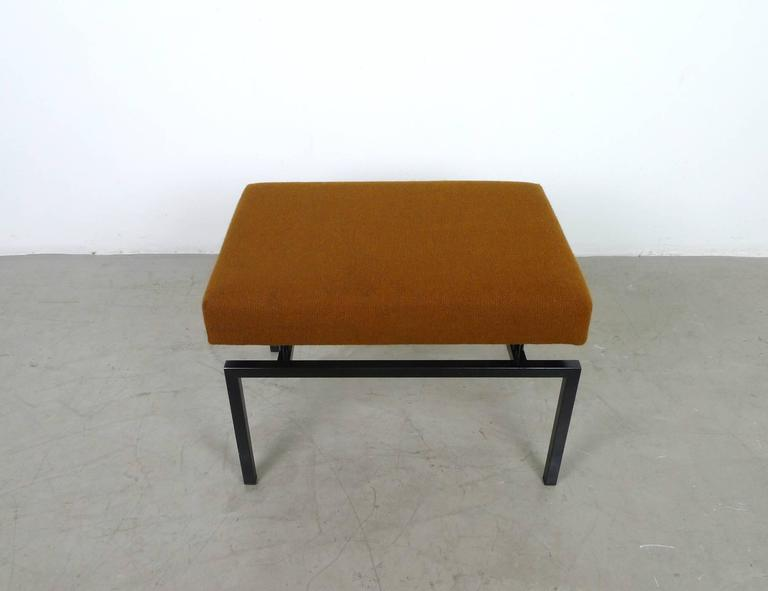 Stool With Stepladder From Cor Germany 1960s At 1stdibs