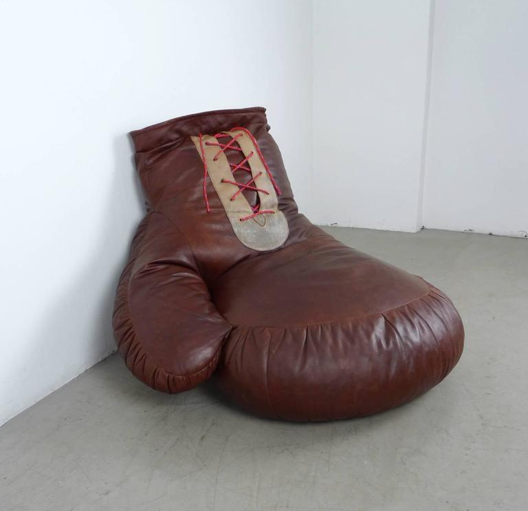 Boxing Glove Seat By Ueli Berger For De Sede Switzerland