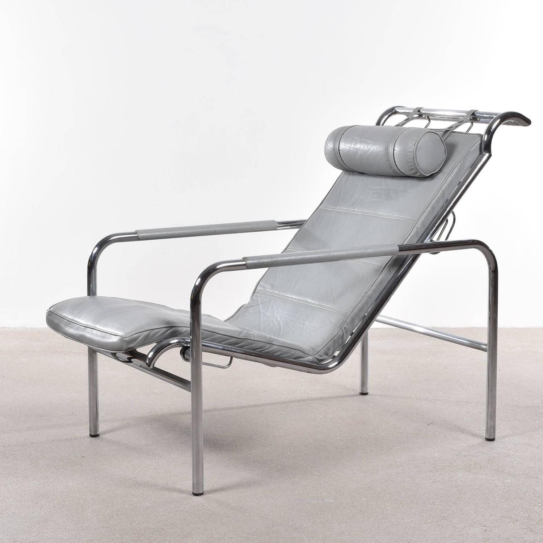 Gabriele mucchi genni chaise for zanotta italy at 1stdibs for Chaise zanotta