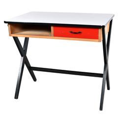 Coen de Vries Small Desk for Devo, Netherlands 'Durch Design'