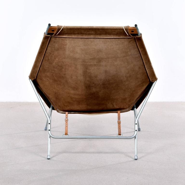 Mid-Century Modern Erik Ole Jørgensen Lounge Chair for Bovirke For Sale
