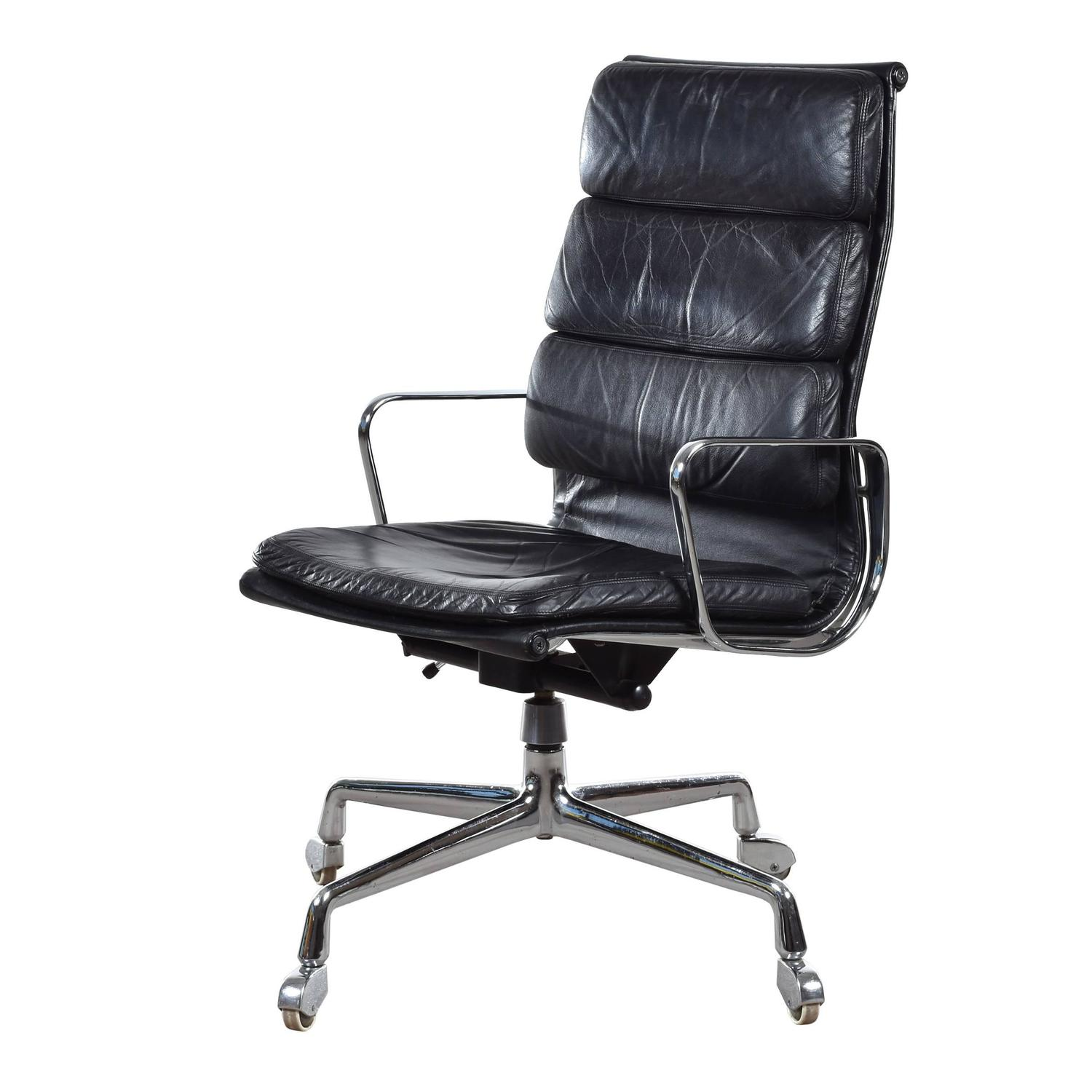 Eames EA219 Executive fice Chair for Vitra Fehlbaum at 1stdibs