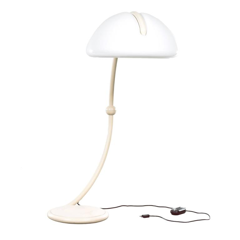 Elio Martinelli Serpente Floor Lamp for Martinelli Luce, Italy
