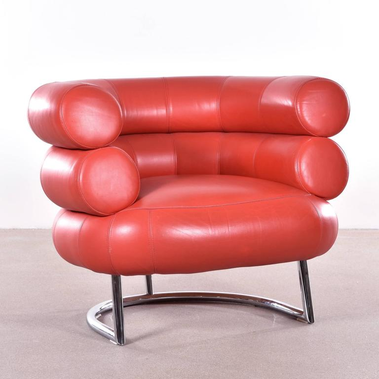 Modern Eileen Gray Bibendum Club Chair for Classicon For Sale