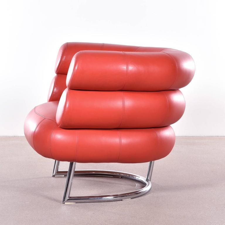 Eileen Gray Bibendum Club Chair for Classicon In Good Condition For Sale In Amsterdam, NL