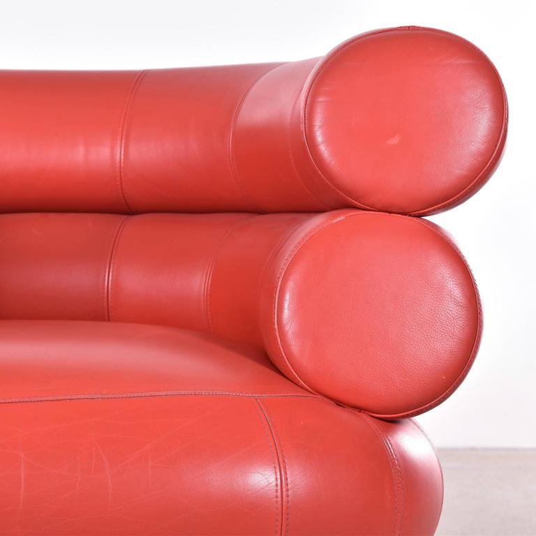 Eileen Gray Bibendum Club Chair for Classicon For Sale 1