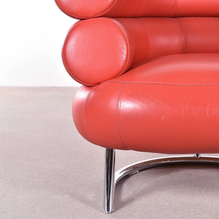 Eileen Gray Bibendum Club Chair for Classicon For Sale 2