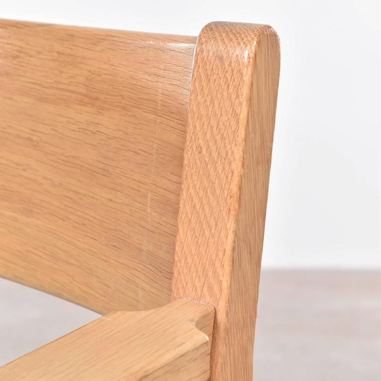 Børge Mogensen Dining Chairs, Model 3248 for Fredericia Stolefabrik In Good Condition For Sale In Amsterdam, NL