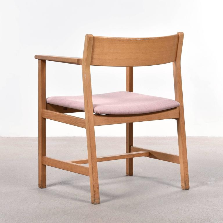 Børge Mogensen Dining Chairs, Model 3248 for Fredericia Stolefabrik For Sale 2