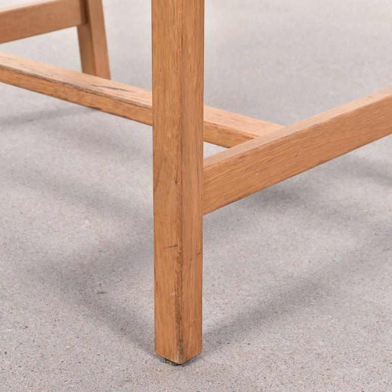 Børge Mogensen Dining Chairs, Model 3248 for Fredericia Stolefabrik For Sale 1