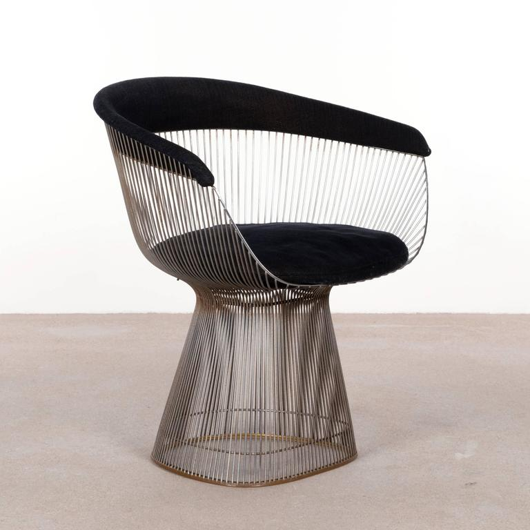 Warren Platner Dining Chairs for Knoll 2