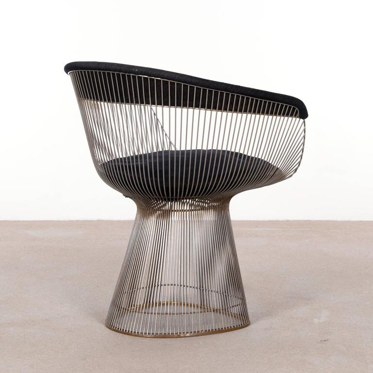 Warren Platner Dining Chairs for Knoll 3