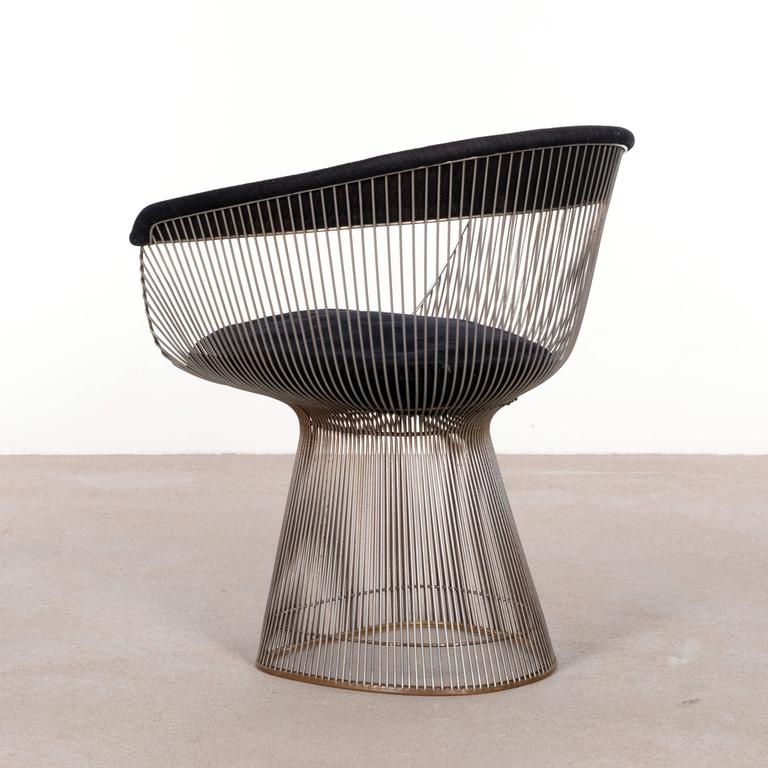 Warren Platner Dining Chairs for Knoll 5