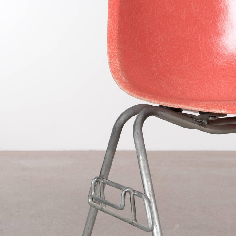 Eames DSS Stacking Side Chair for Herman Miller For Sale 2