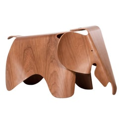 Eames Cherry Plywood Elephant by Vitra