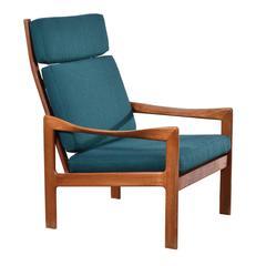Illum Wikkelsø Lounge Chair for Niels Eilersen