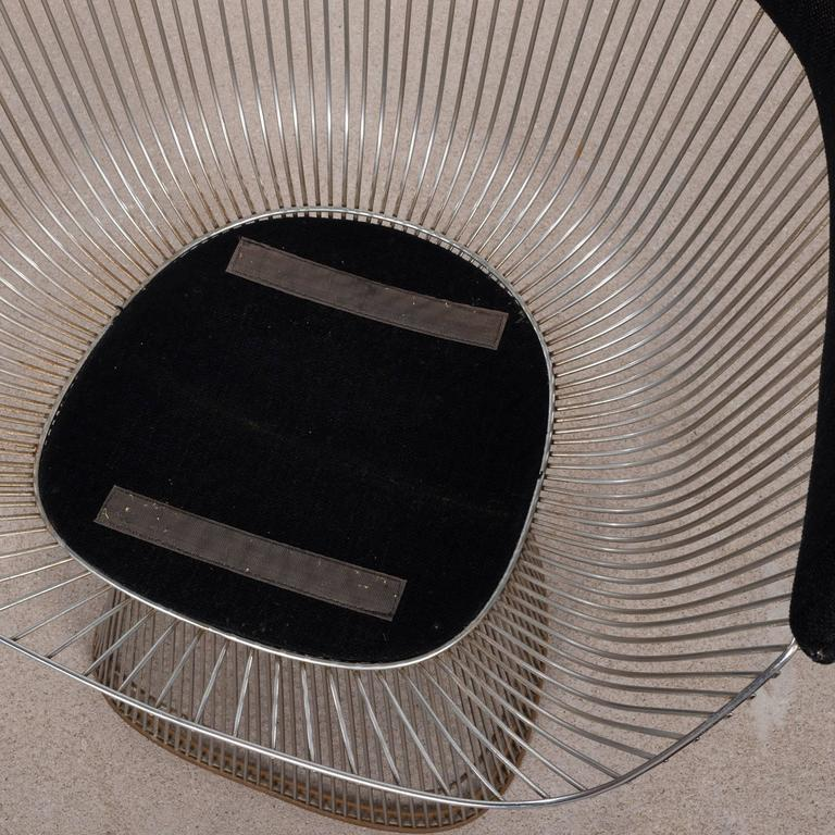 Warren Platner Dining Chairs for Knoll 10