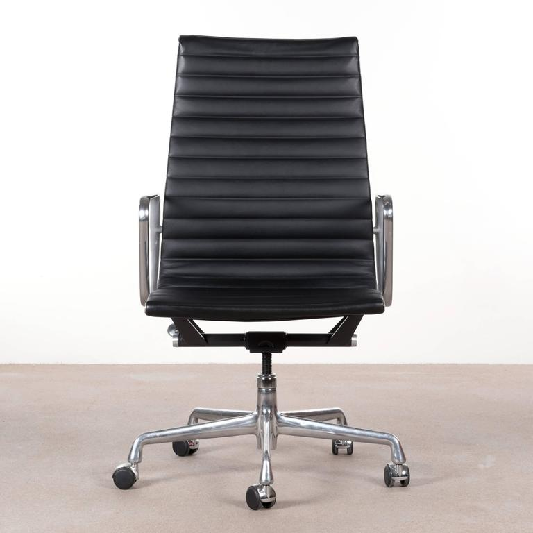 Eames executive office chair for herman miller at 1stdibs - Eames office chair original ...