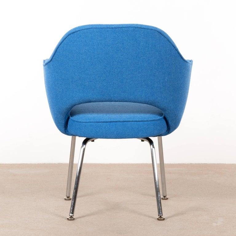 Belgian Eero Saarinen Executive Armchairs for Knoll and De Coene For Sale
