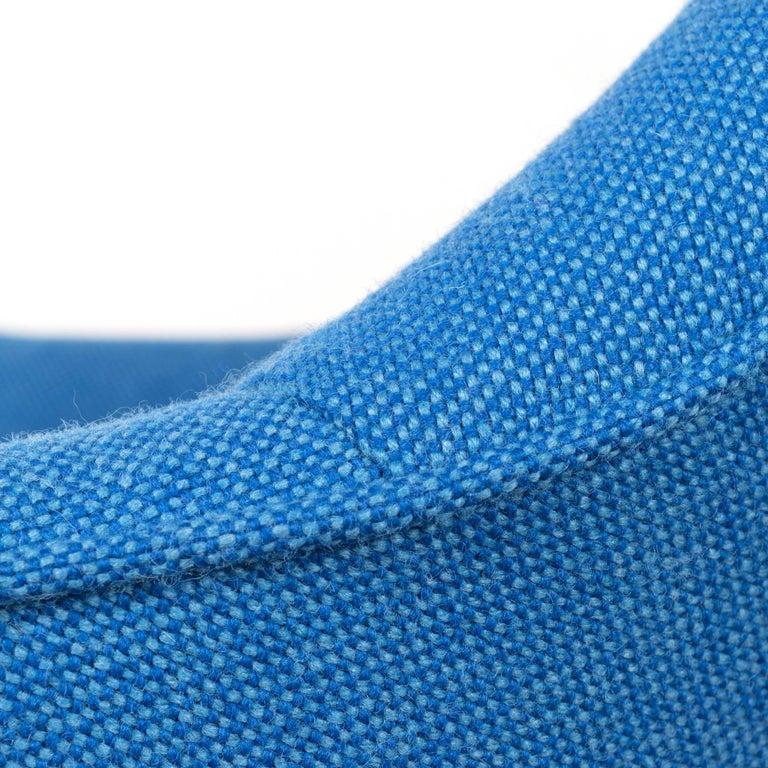 Fabric Eero Saarinen Executive Armchairs for Knoll and De Coene For Sale