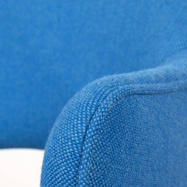 Mid-20th Century Eero Saarinen Executive Armchairs for Knoll and De Coene For Sale