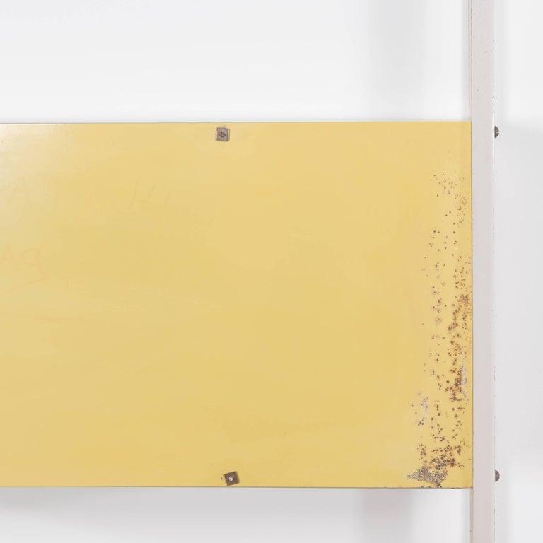 Modular Bookcase or Room Divider by Friso Kramer for Asmeta, Netherlands For Sale 3