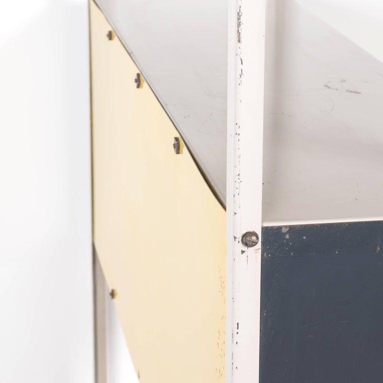 Modular Bookcase or Room Divider by Friso Kramer for Asmeta, Netherlands For Sale 2